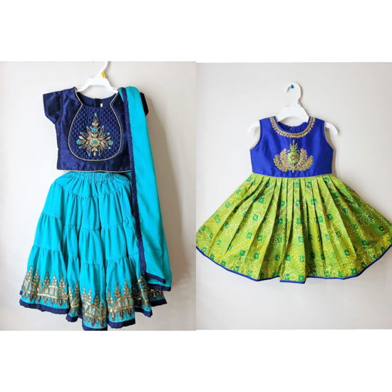 Picture of Kids dresses for ages 18 months - 24 Months