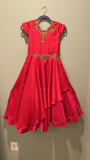 Picture of Girls Long Frock