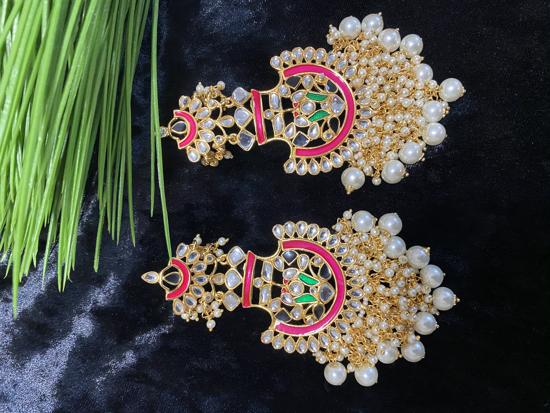 Picture of Heavy earrings