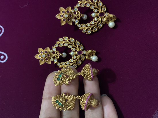 Picture of Earrings combo