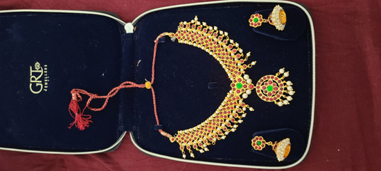 Picture of Traditional Dance/Temple Jewelry