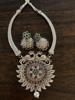 Picture of Elegant German Silver Neckpiece
