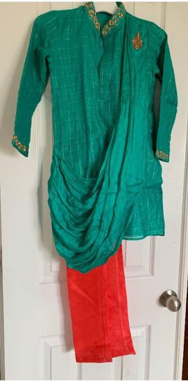 Picture of Kurtha Pajama Set