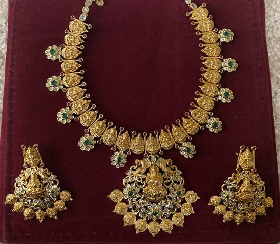 Picture of Laxmi Devi Necklace
