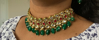 Picture of Brand New Kundan Choker with Earings