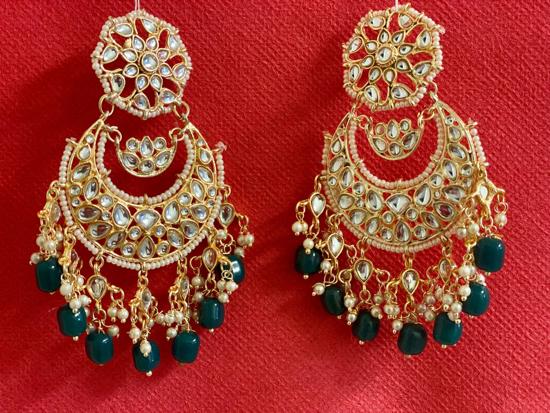 Picture of Brand New Chandbaali Earrings