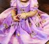 Picture of Floral linen dress 6m - 1Y