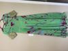 Picture of Tie dye shibori dress with mirror work