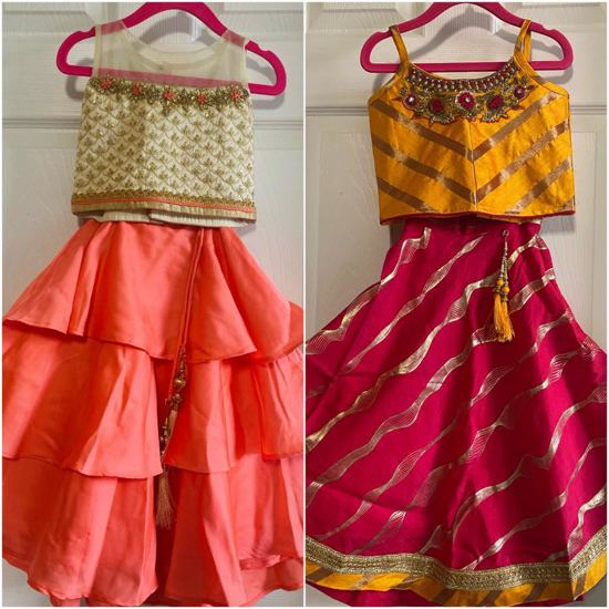 Picture of set of 2 CropTops 12 -18M - copy