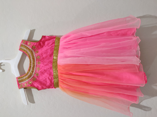 Picture of Little girl dresses