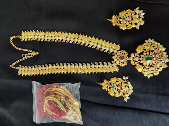 Picture of Lakshmi kasu haram