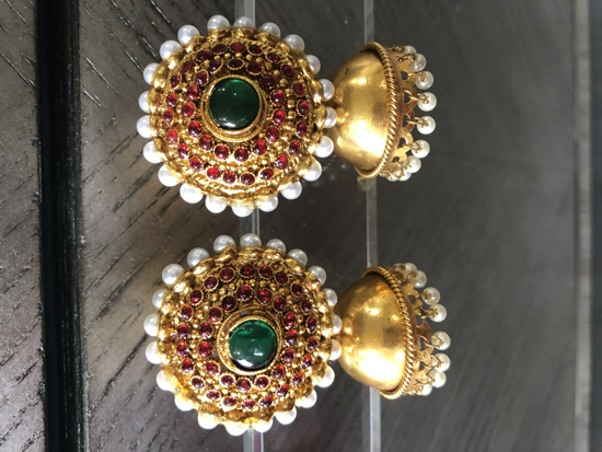Picture of BRAND NEW JHUMKAS