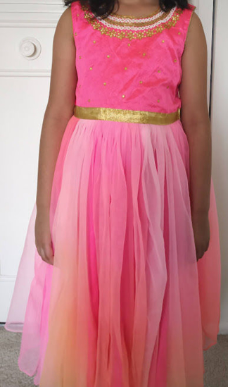 Picture of 6-8 years old frock