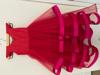 Picture of Fuchsia Pink ruffle