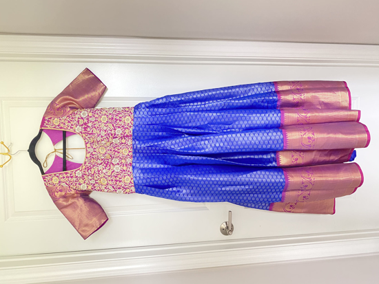 Picture of Brand New Long frock
