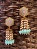Picture of Brand New:Pearl Tassel Earrings