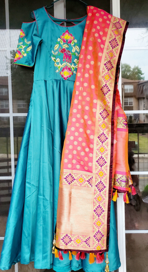 Picture of Silk dress