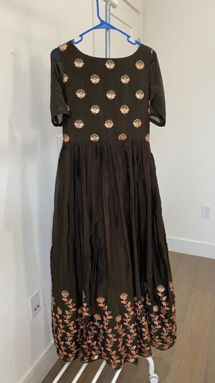 Picture of Georgette Long Frock