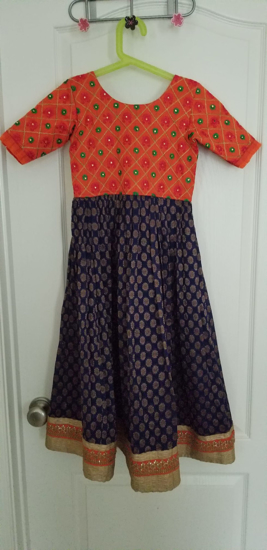 Picture of Frock for 6-8 yr old girl