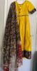 Picture of Rawsilk Anarkali Dress