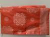 Picture of Brand new- subtle peach with yellow tinge handloom benaras saree