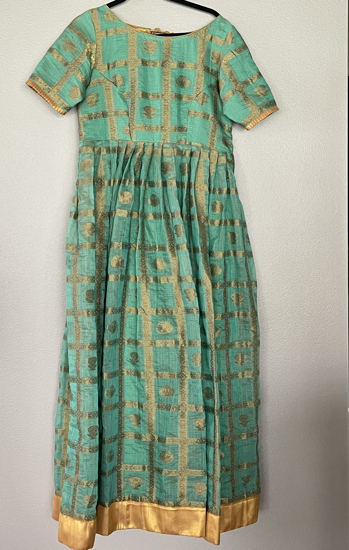 Picture of Full frock for women