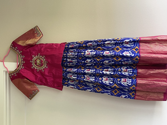 Picture of Lehenga for kids 7-10Y