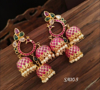 Picture of Bridal jhumkas