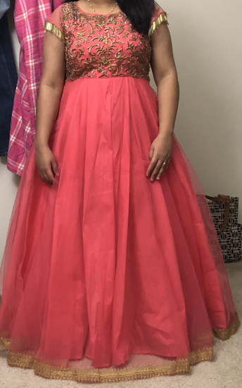 Picture of Long frock