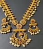 Picture of Lakshmi chandbali neckpiece