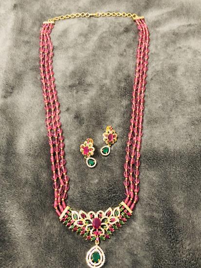Picture of Monalisa beads long haram