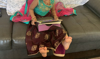 Picture of toddler girl lehenga 3-4Y