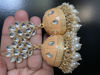 Picture of Brand New Jhumkis With Gold Plating