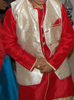 Picture of Kurta Pajama with Over coat (6-7 Yrs)