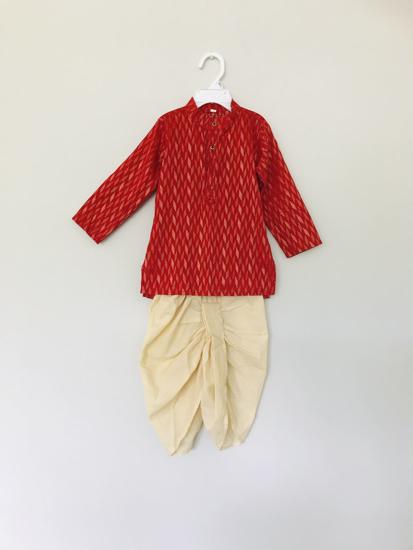Picture of Boys kurta pajama set