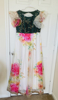 Picture of Organza Long Frock