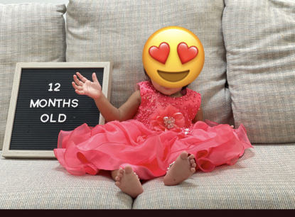 Picture of Frock 1 yearold
