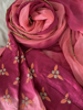 Picture of Ombre Crop Top with pearl border dupatta