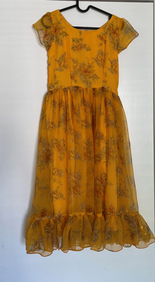 Picture of Yellow floral