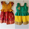 Picture of Lehanga and frock combo 6M -2Y