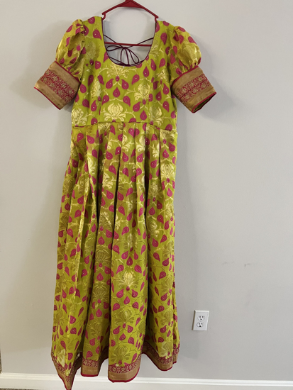Picture of Traditional Long Gown