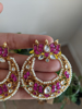 Picture of Brand New Lotus Bali Earrings