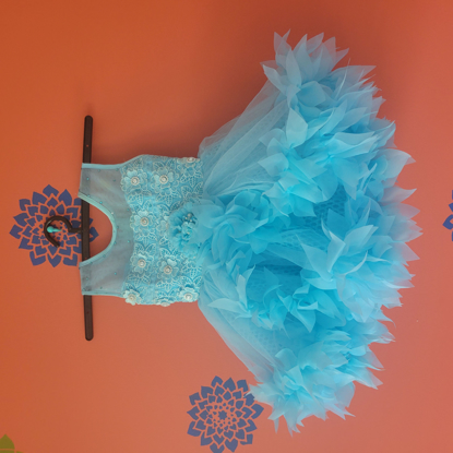 Picture of Party wear frock 1-2Years