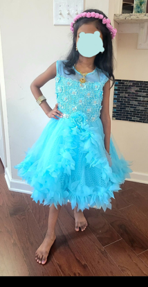 Picture of Party wear frock 6Y